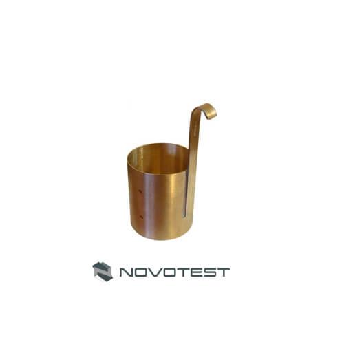 Alat Uji Kekentalan Viscosity Mug Novotest VMS
