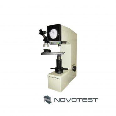 Alat Uji Kekerasan Analog Brinell Rockwell Vickers Novotest TB BRV1